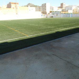 futbol cesped artificial Verdepadel