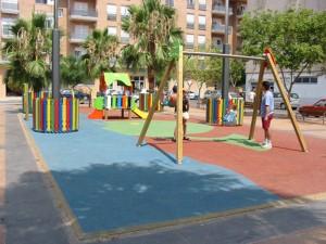 instalacion de parques infantiles de exterior